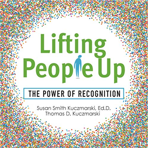 Lifting People Up audiobook cover art