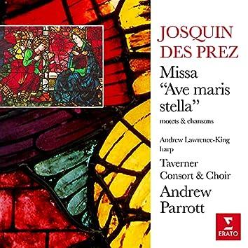 "Josquin Des Prez: Missa ""Ave maris stella"", motets & chansons"