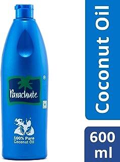 Parachute Coconut Oil, 600ml Bottle