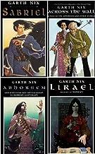 Garth Nix ( Set of 4 Books) Abhorsen, Across the Wall, Sabriel, Lirael.