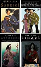 Garth Nix ( Set of 4 Books) Abhorsen, Across the Wall, Sabriel, Lirael.