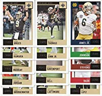 2020 Panini Score Football New Orleans Saints Team Set 15 Cards W/Drafted Rookies