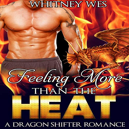 Paranormal: Feeling More Than the Heat audiobook cover art