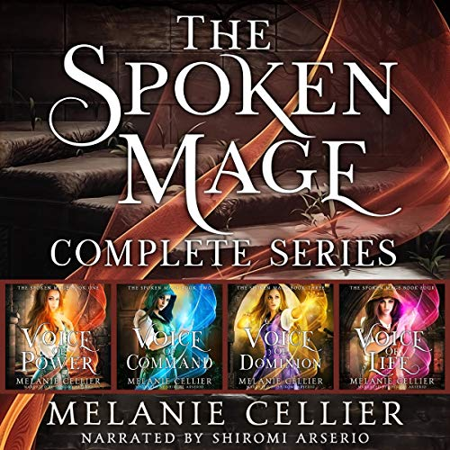 The Spoken Mage: Complete Series