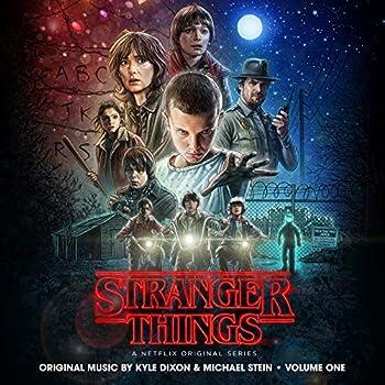 Stranger Things Vol 1  a Netflix Original Series Soundtrack