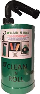Clean N Roll Paint Roller Cleaner | Professional Grade Rolling Nap Cleaning Tool | Cleans Roller Skins In Less Than A Minute