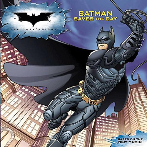 Batman Saves the Day (Dark Knight) by Christopher Nolan (1-Jun-2008) Paperback