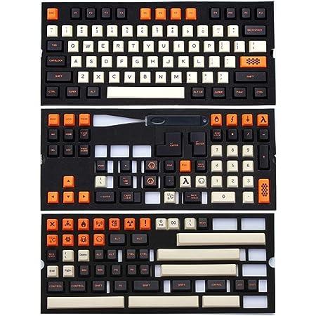 Teclas del Teclado KeyCaps ANSI MX Nombres de Teclas 172 ...