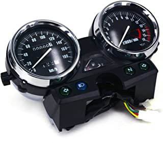 Duokon Tachimetro contachilometri per Moto 12.000 Giri//min DC 12V per YBR 125