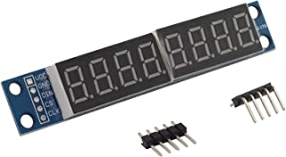 8 digit 7 segment display