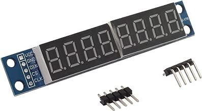 Magic&shell 1PC MAX7219 8-Digit 7 Segment LED Display Tube Module for Arduino MCU/51/AVR/STM32