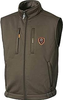 Non-Typical Soft Shell Fleece Vest
