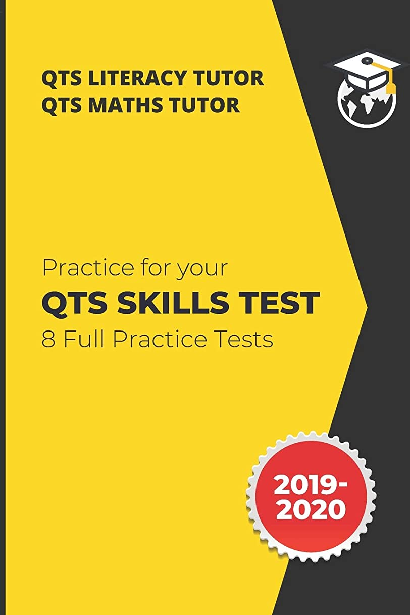 偽造受け入れたラグPractice for your QTS Skills Test: 8 Full Practice Tests