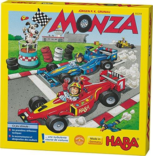 HABA- Monza-Juego de Bandeja, 302204