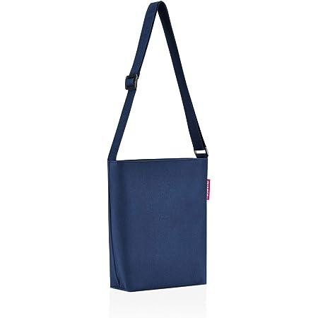 Reisenthel shoulderbag S HY4005 Umhängetasche mit 4,7l Volumen aus hochwertigem Polyestergewebe in der Farbe Navy - wasserabweisend - mit Schultergurt