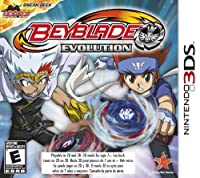Beyblade: Evolution (輸入版:北米) 3DS