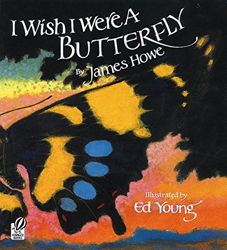 I Wish I Were a Butterfly by Howe, James (1994) Paperback