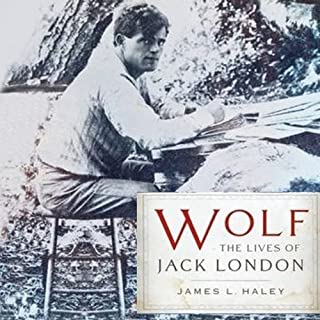 Wolf: The Lives of Jack London cover art