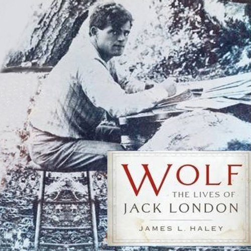 Wolf: The Lives of Jack London copertina