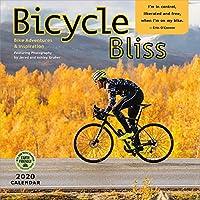 Bicycle Bliss 2020 Calendar: Bike Adventures & Inspiration