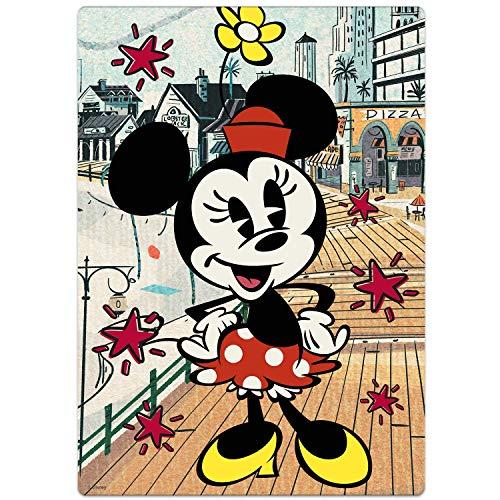 Mickey Mouse - Quebra-Cabeça Nano 500 Peças - Minnie