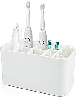 ducha cepillo de dientes el/éctrico y gancho para cuchilla de afeitar Potente ventosa de pl/ástico para cepillo de dientes estante de almacenamiento para cocina montaje en pared inodoro