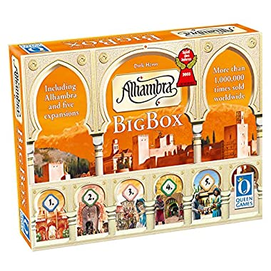 Asmodee Alhambra Big Box