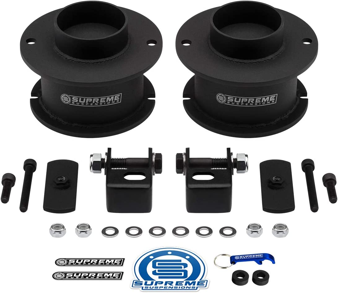 Supreme Suspensions - Front Leveling Kit 2500 4WD Max 69% OFF Ranking TOP15 Ram for F 3500