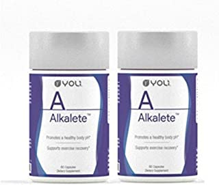 Yoli Alkalete 60 Capsules (Pack of 2)
