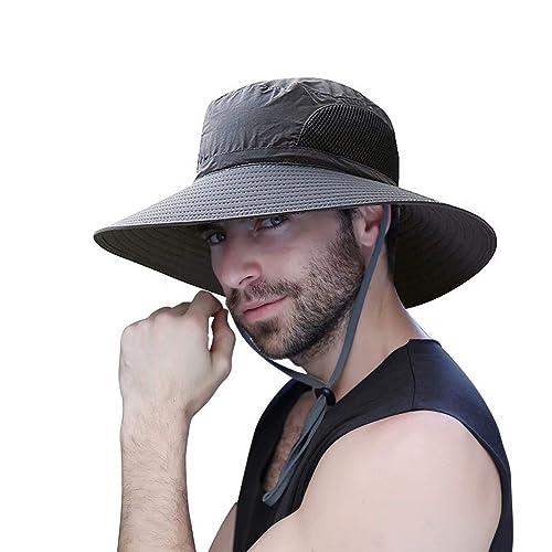 ae2ee33d48d Sun Hats for Men  Amazon.co.uk