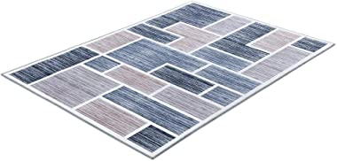 Artiss Floor Rugs 160 x 230 Area Rug Large Modern Carpet Soft Mat Short Pile