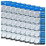 【Power Pack (40 Batterien) 】- Mit dem marktführenden Power Pack von 40 hochwertigen 3V-Lithium-Metall-Akkus sparen Sie Geld und halten Ihre batteriebetriebenen elektronischen Geräte jederzeit und überall bereit. Jede der Batterien liefert dauerhafte ...