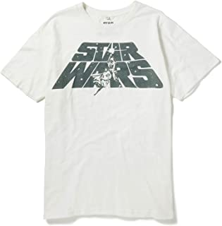 Camiseta original con logo de Star Wars de Re:Covered