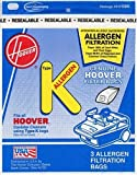 Hoover Type K Allergen Bag (6-Pack), 4010100K