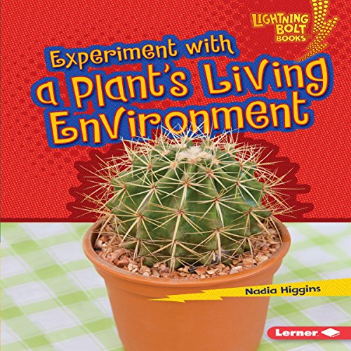 Experiment with a Plant's Living Environment copertina