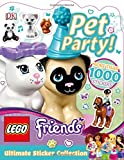 Ultimate Sticker Collection: LEGO FRIENDS: Pet Party! (Ultimate Sticker Collections)