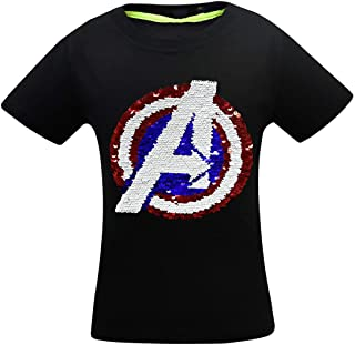 Thombase Boys Clothes Celebrations T Shirts Girls Tops Kids Gaming Dance Dab T-Shirts
