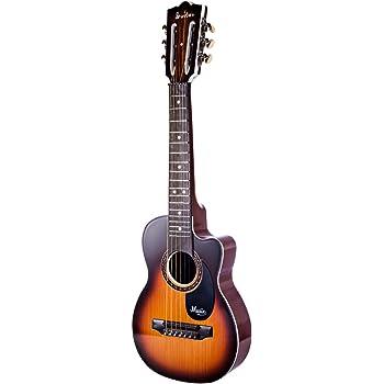 Foxom Guitarra Niños 27 Pulgada Infantil Guitarra Juguetes con 6 Cuerdas de Metal - Instrumento Musical para Niño y Niña de 3 años +: Amazon.es: Juguetes y juegos