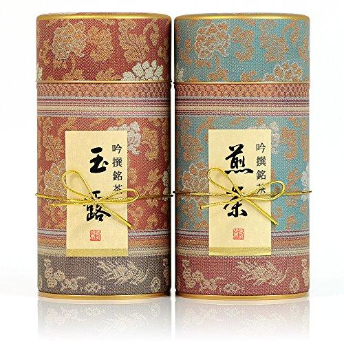 京都利休園『玉露煎茶詰合せ』