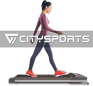 comprar comparacion CITYSPORTS Cinta de Correr Caminar Plegable, Motor de 500W, Velocidad Ajustable, Pantalla LCD, Cinta de Correr Plegable pa...