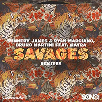 Savages (Remixes)