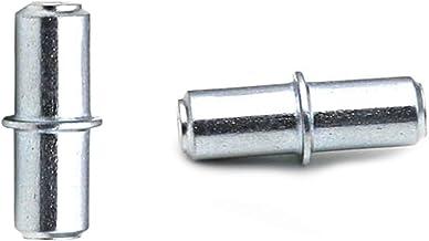 500 X Mprofi MT® Plankdragers Planksteunen Bodemdragers Metalen Plankharingen Vloerdrager Platendrager DUO Met Ring ø 5 mm