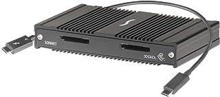 Sonnet CFexpress/XQD Card Reader, Thunderbolt 3 (SF3-2CFEX)