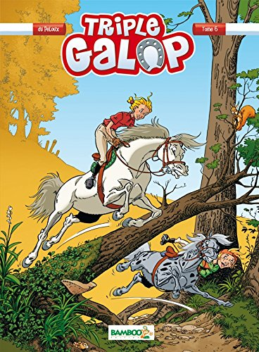 Triple galop - tome 06
