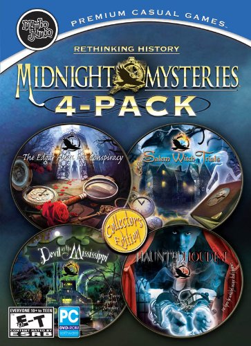 Price comparison product image Midnight Mysteries 4-Pack AMR
