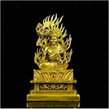 PPCP Buddha Sculpture Home Decoration Copper Satue Brass Acala Acalanatha Bodhisattva Statue Buddhism Figure Buddhist Figu...
