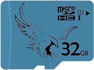 BRAVEEAGLE 32GB Micro SD Card Class 10 U1 microSDHC Card Memory Card for Phone Tablet Smartphone (32GB U1)