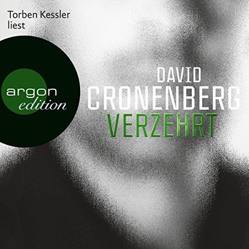 Verzehrt audiobook cover art