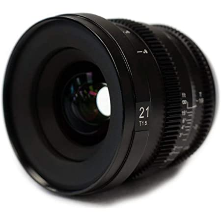 SLR Magic 21mm T 1.6 Microprime Cine Lens for Micro Four Thirds