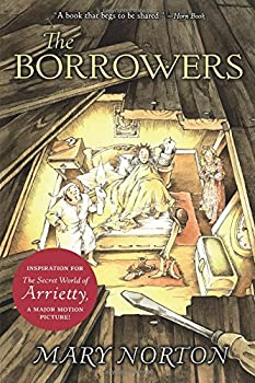 Paperback The Borrowers Book